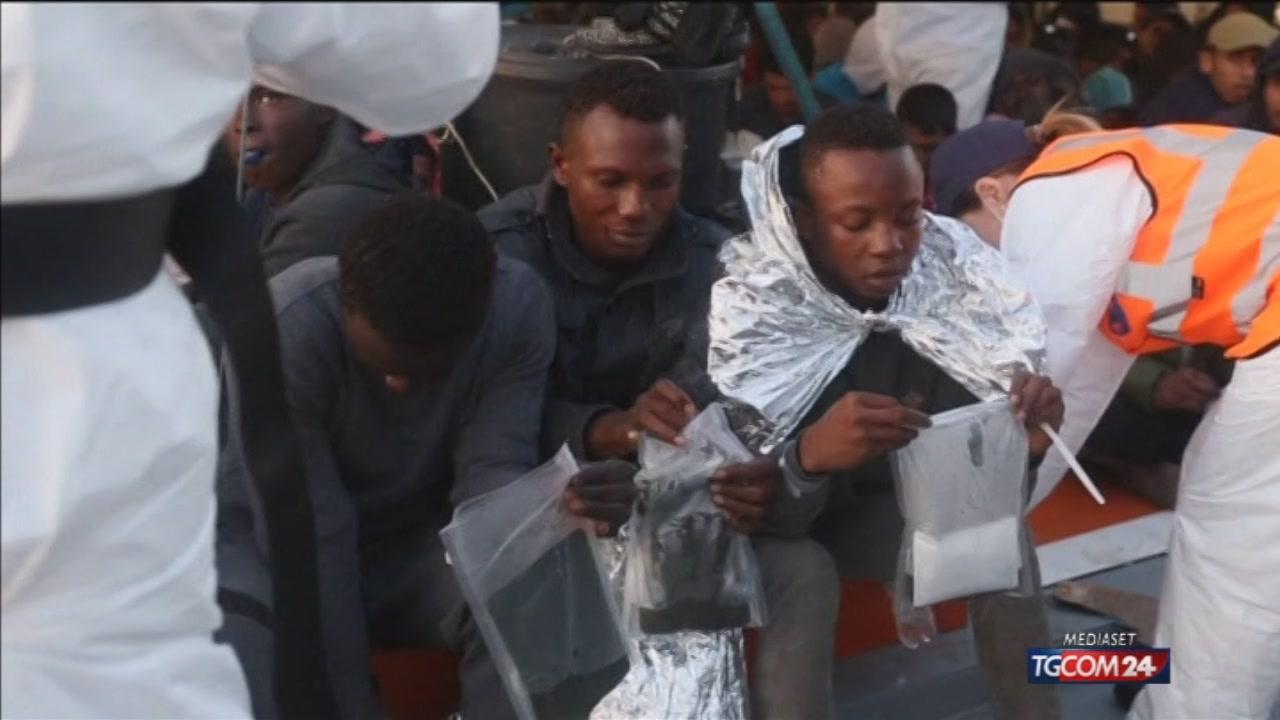 Pasqua drammatica per migliaia di profughi in fuga