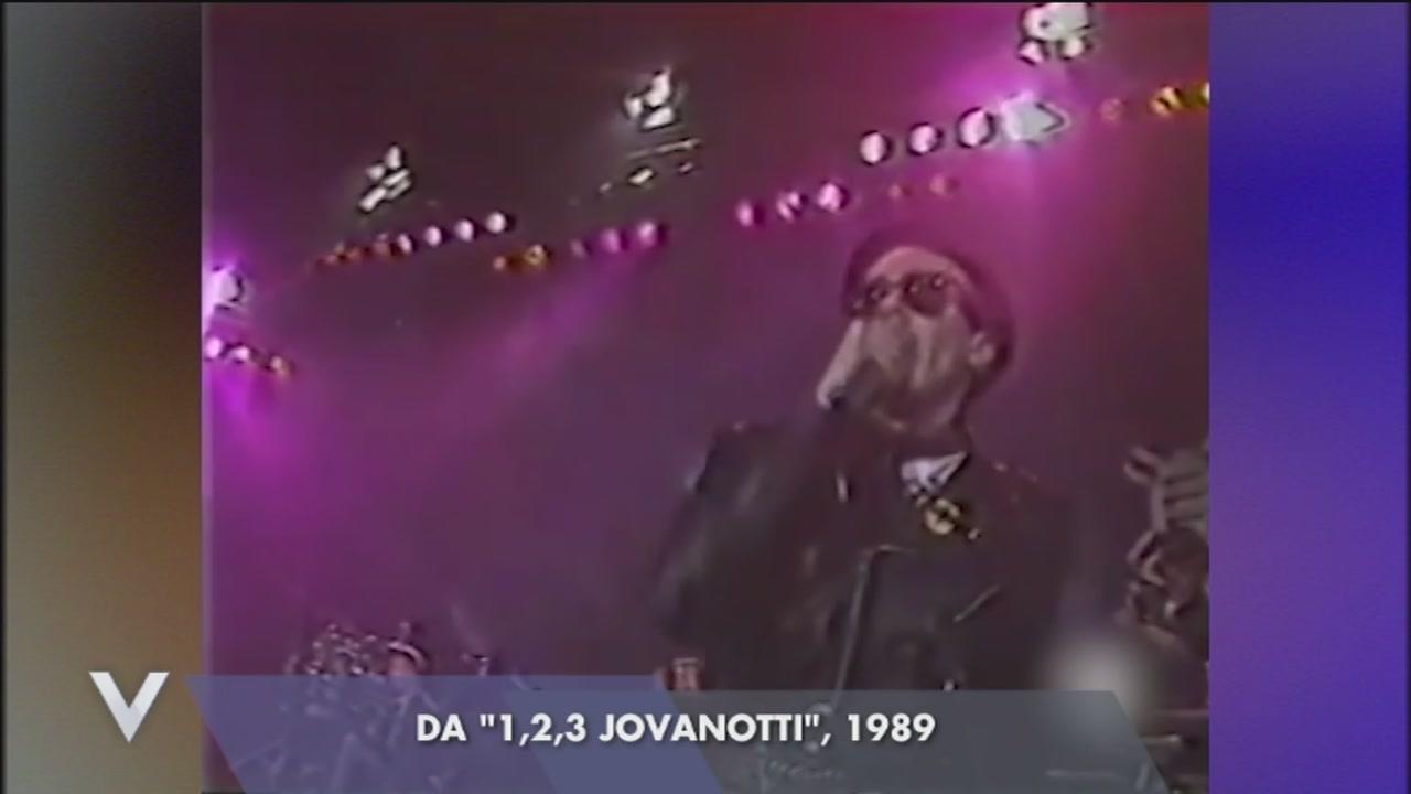 """Da """"1,2,3 Jovanotti"""", 1989"""