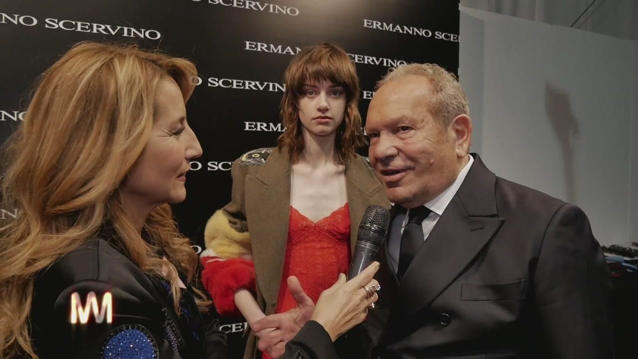 Ermanno Scervino: la collezione per l'inverno 2017-18