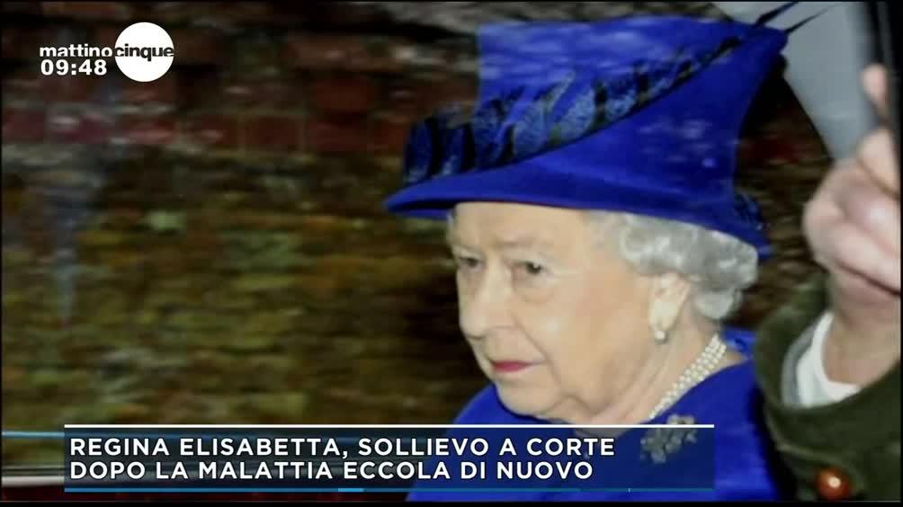 La regina è tornata