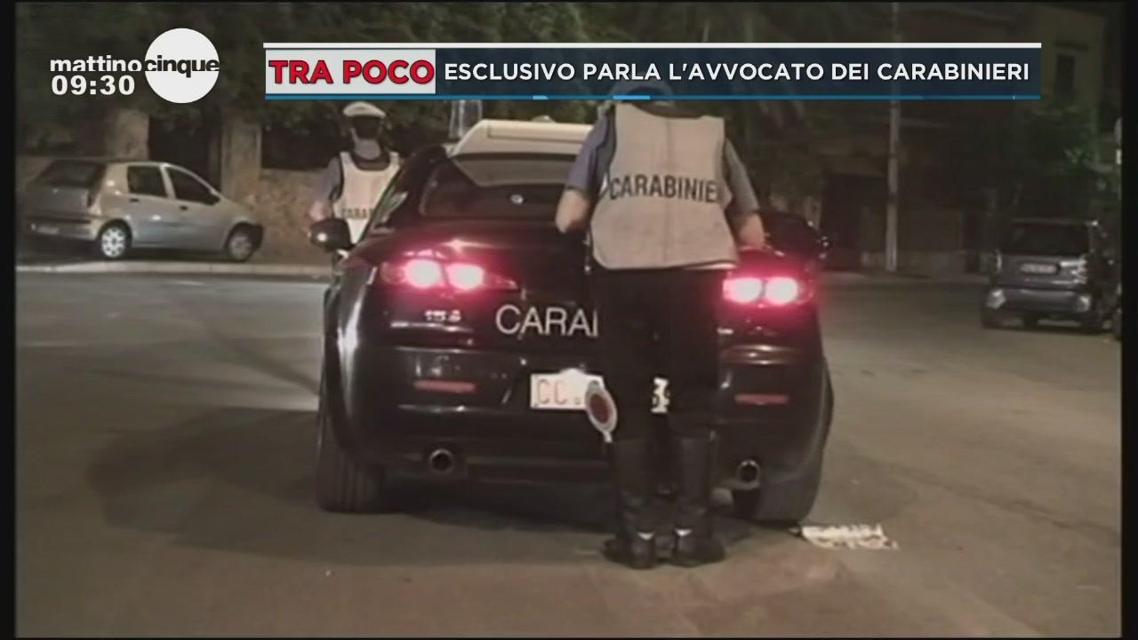 Firenze: carabinieri indagati per stupro