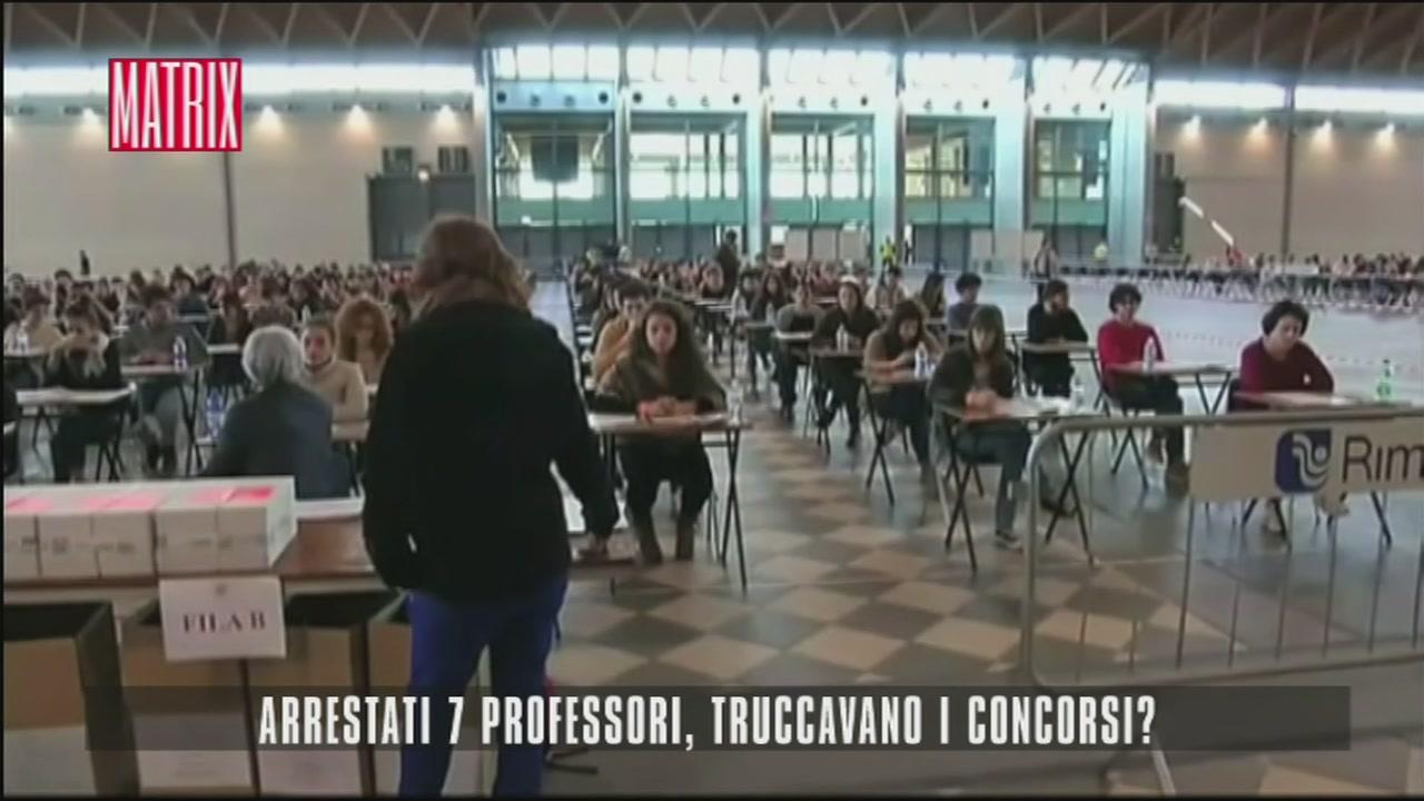 Università italiane in mano ai baroni