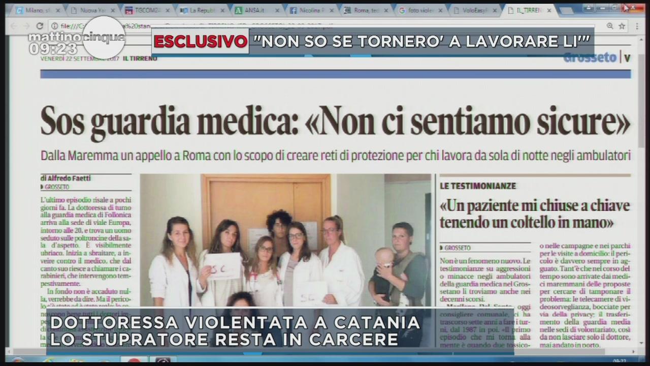 Grosseto: Sos guardia medica