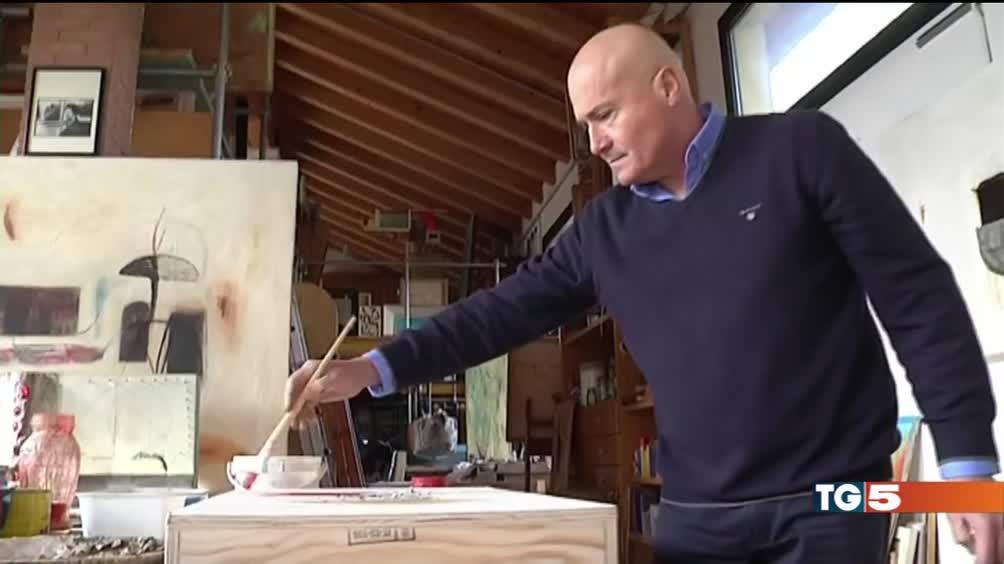 Incontro con il pittore Raffaele Rossi