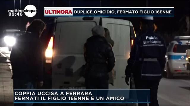 Coniugi massacrati a Ferrara: svolta decisiva