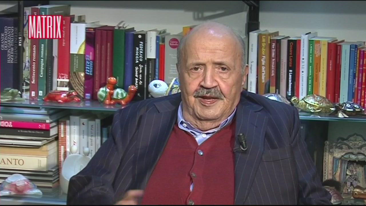Maurizio Costanzo parla di Gianni
