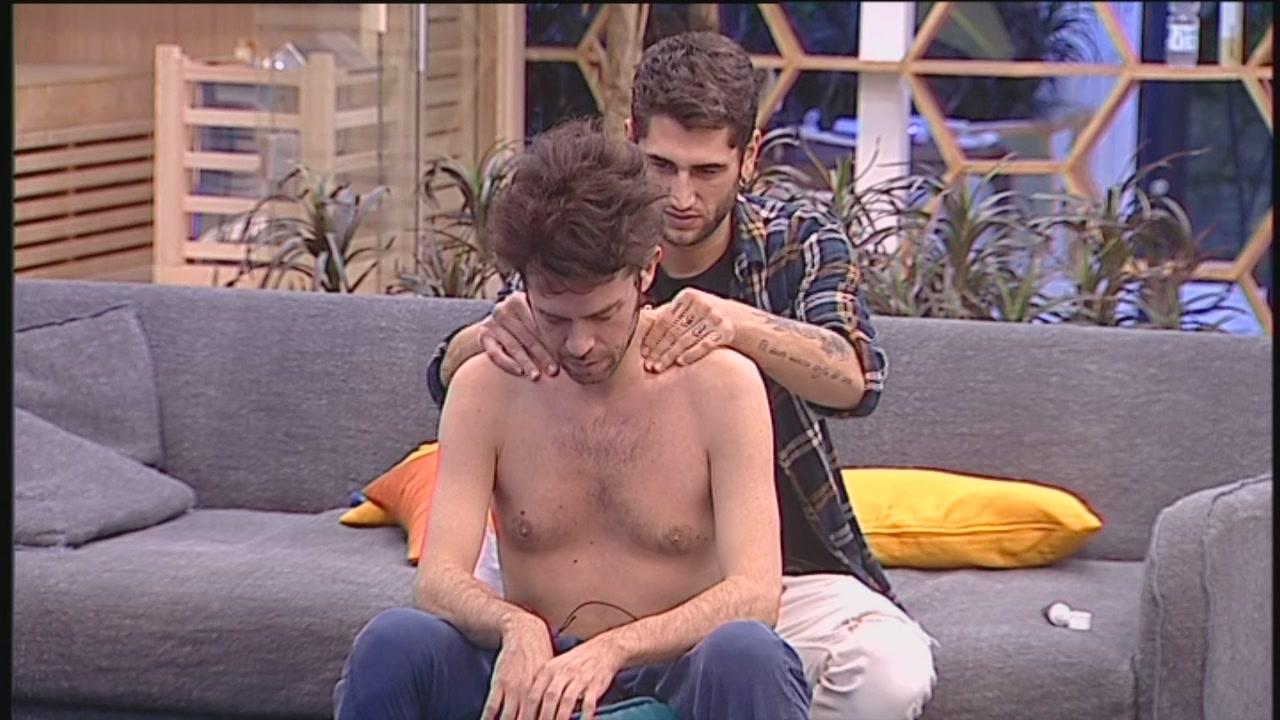 Jeremias massaggia Raffaello