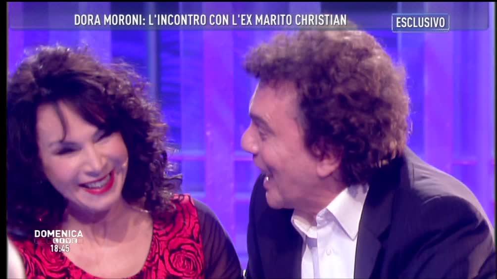 Dora Moroni e Christian