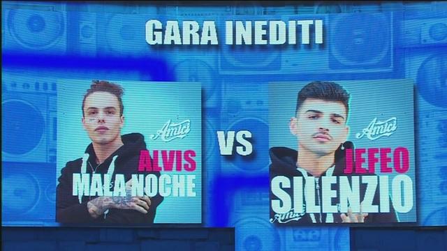 Gara inediti – Jefeo vs Alvis – 13 febbraio