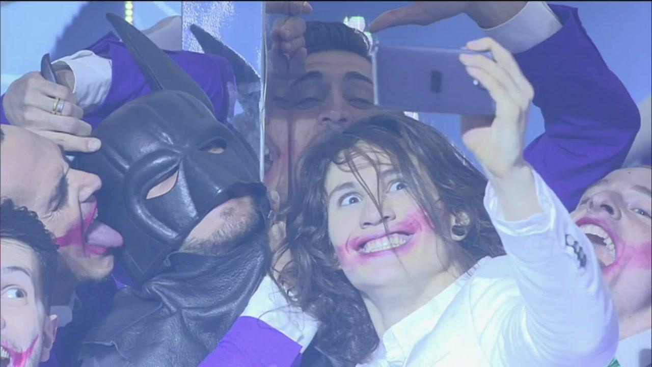 Sebastian - Joker - V° Serale