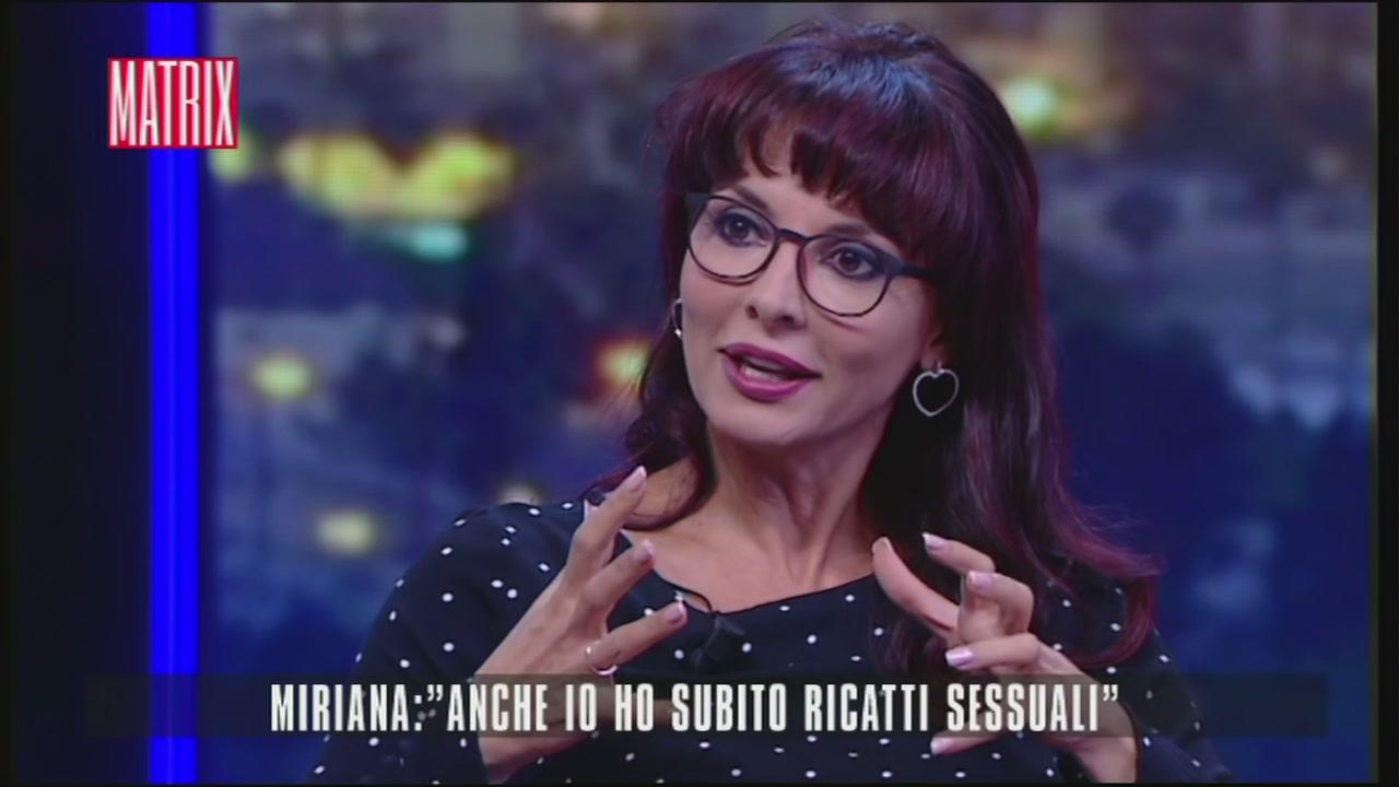 """Miriana: """"Anche io ho subito ricatti sessuali"""""""