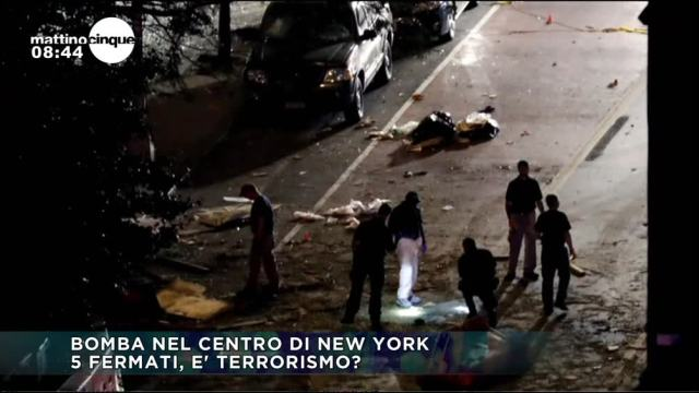 Terrore a New York