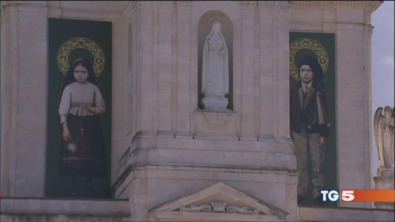 Fatima, Papa proclama santi i due pastorelli