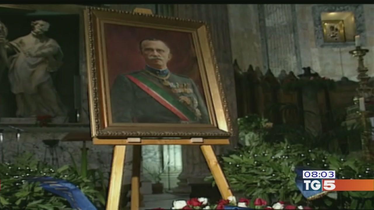 Sarà sepolto in Italia Vittorio Emanuele III