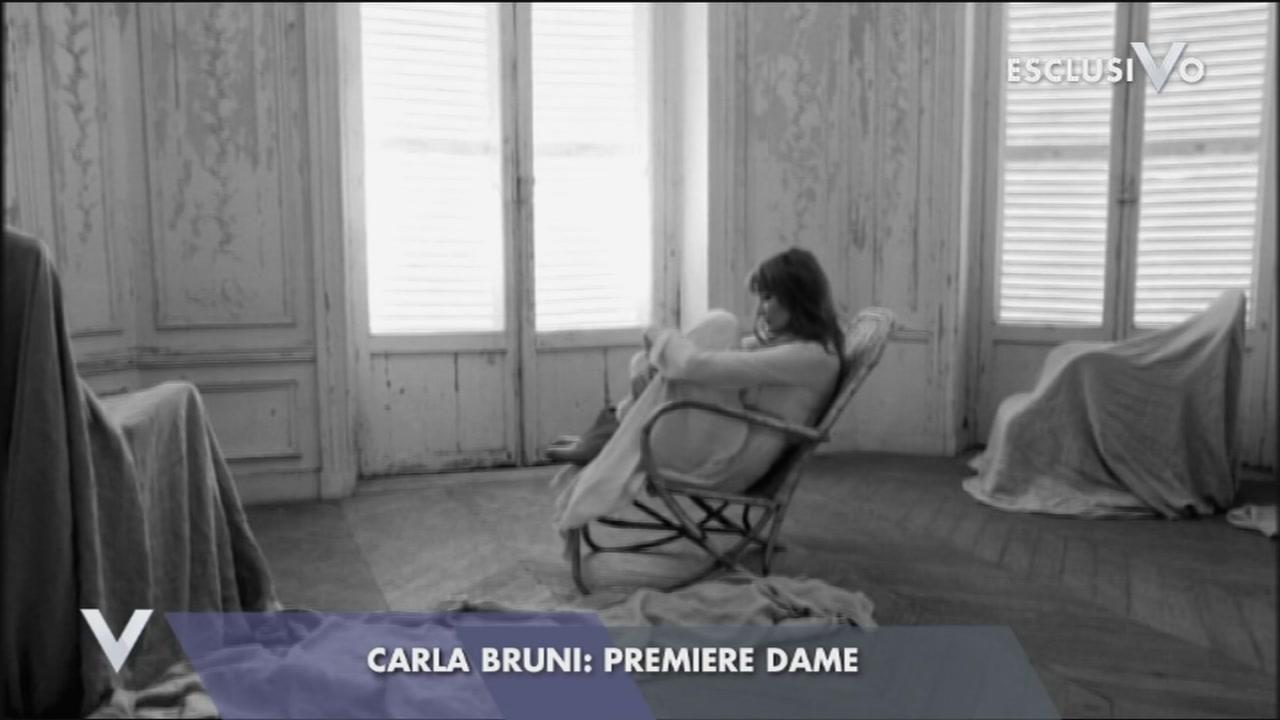 Carla Bruni e l'amore