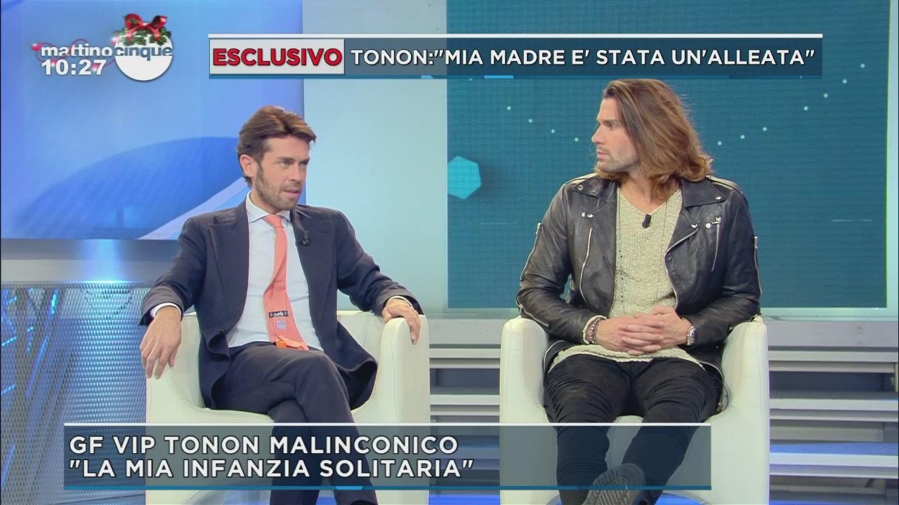 Luca Onestini e Raffaello Tonon: amicizia e fedeltà