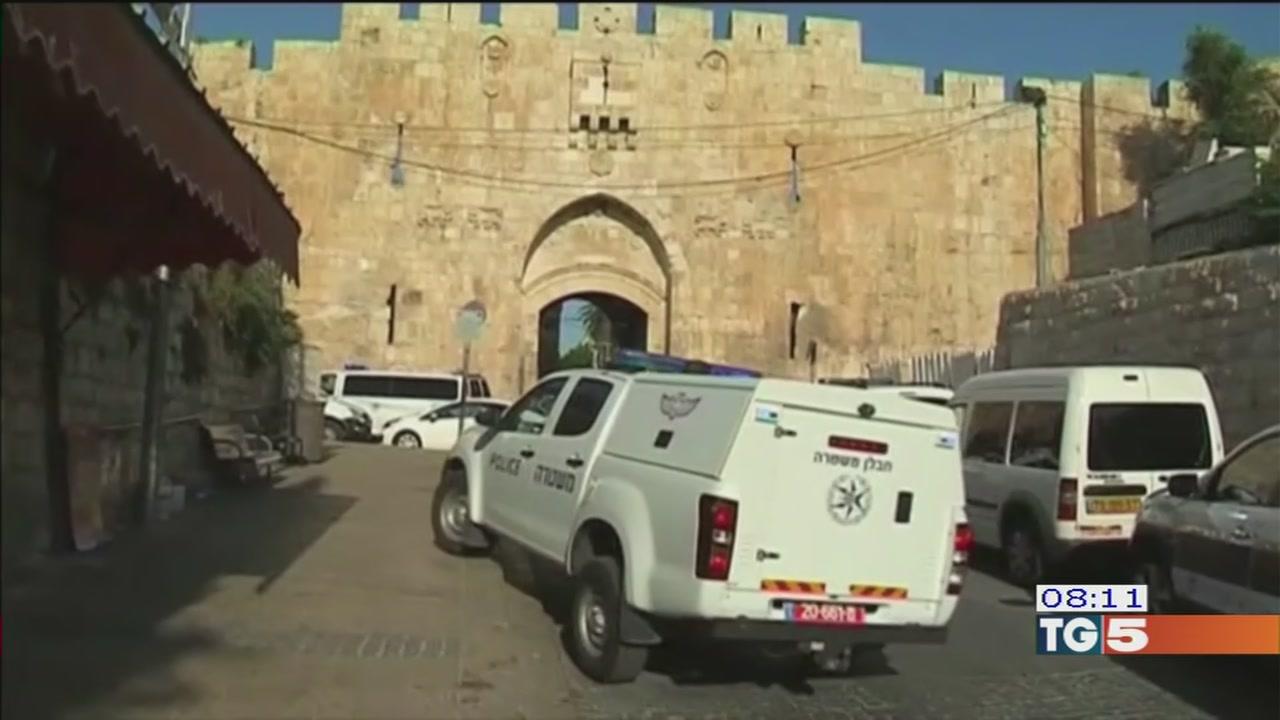 Chiusa spianata moschee, tensione a Gerusalemme