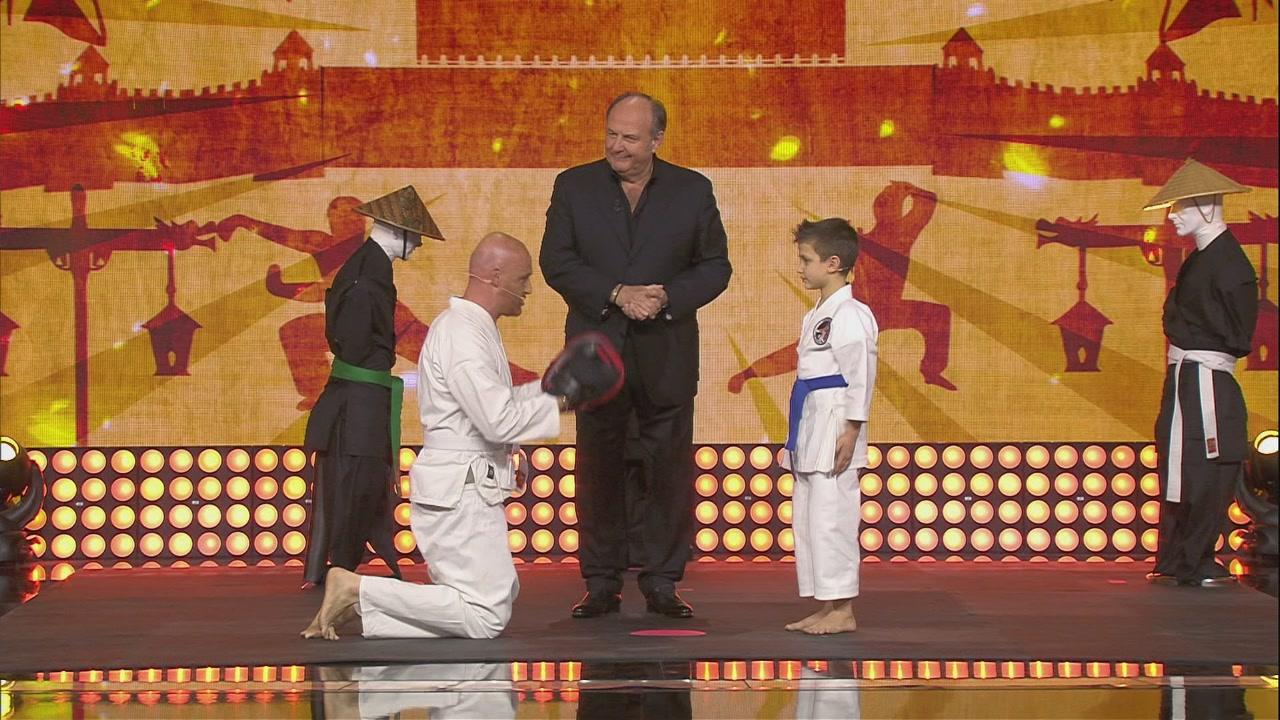Filippo Calabrese vs Rudy Zerbi