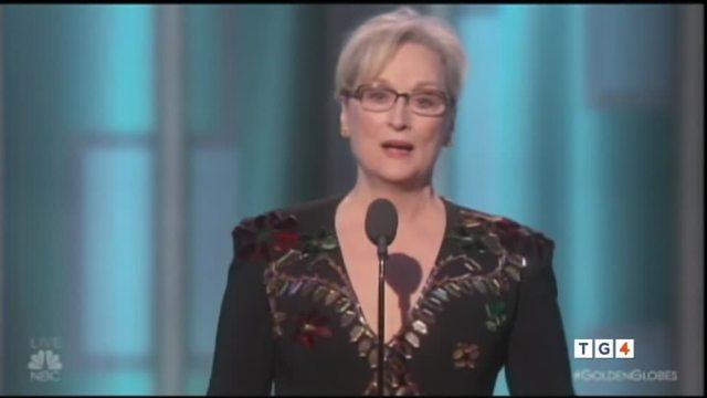 Meryl Streep vs Trump