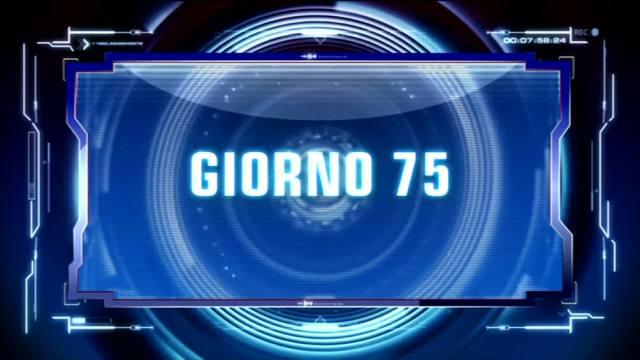 Giorno 75, Italia 1