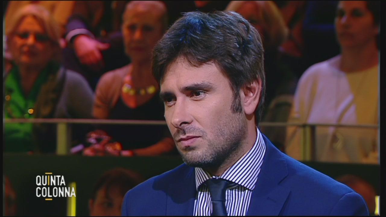 L'intervista: Alessandro Di Battista