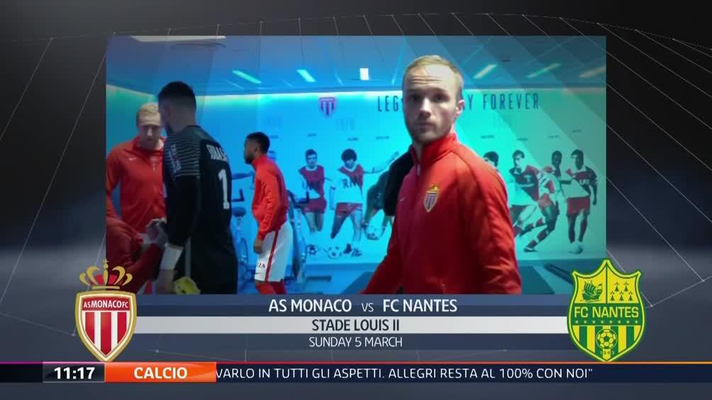 AS Monaco-FC Nantes 4-0