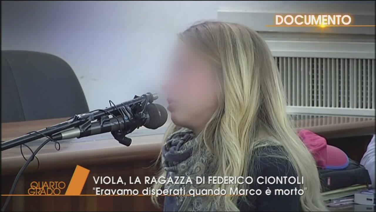 Caso Vannini: la deposizione di Viola