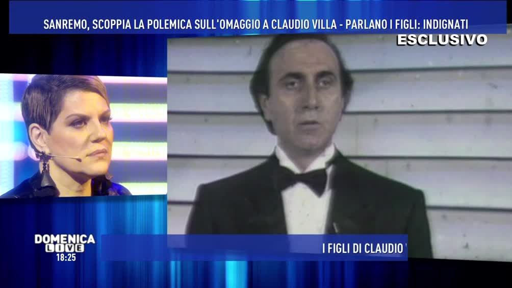 Lettera ai figli di Claudio Villa