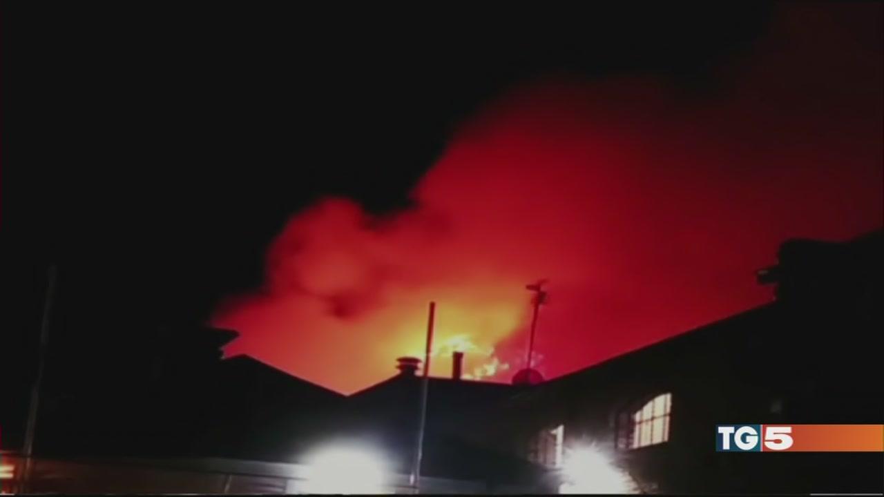 La maledizione del fuoco su Londra