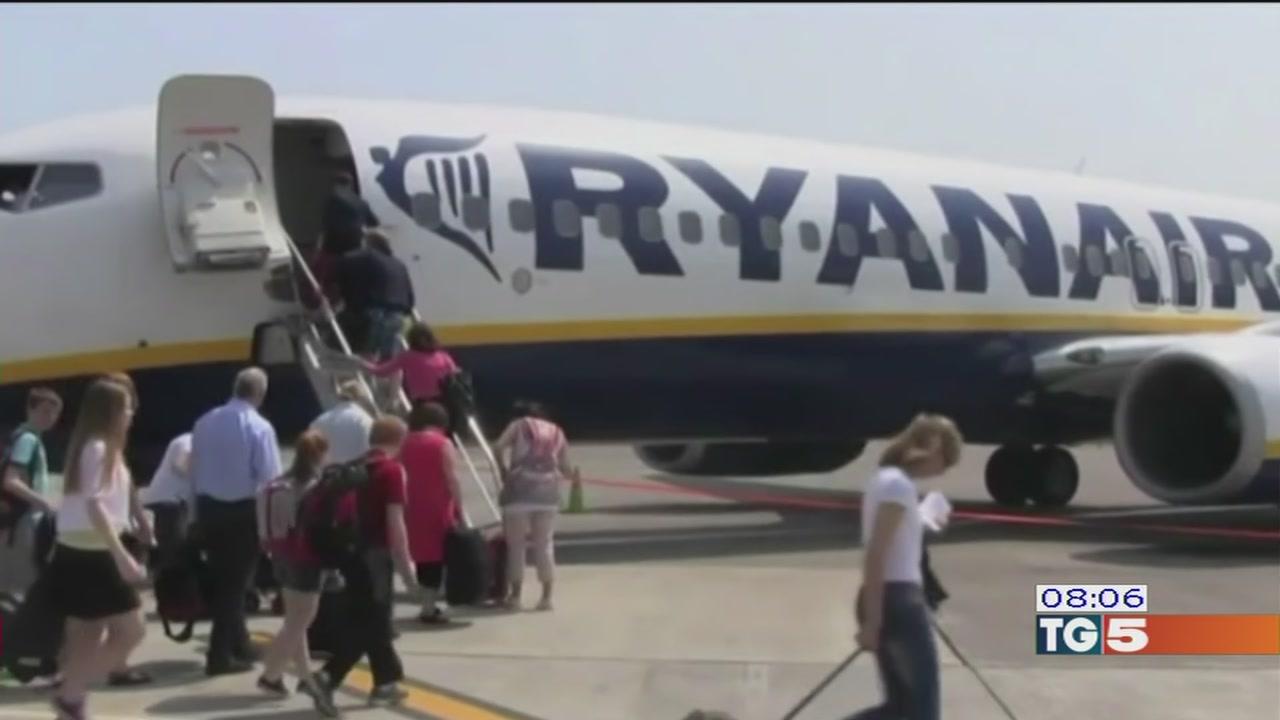 Ryanair lascia a terra 400mila passeggeri