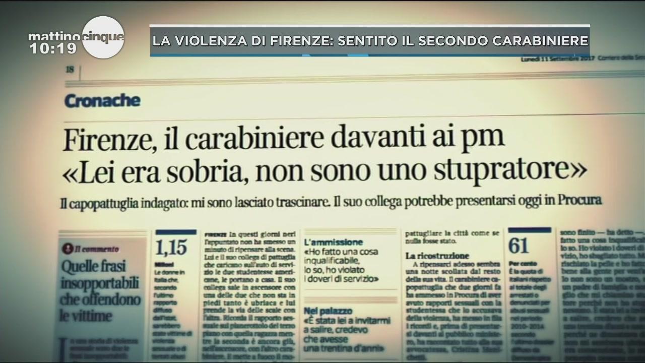 Lo stupro di Firenze