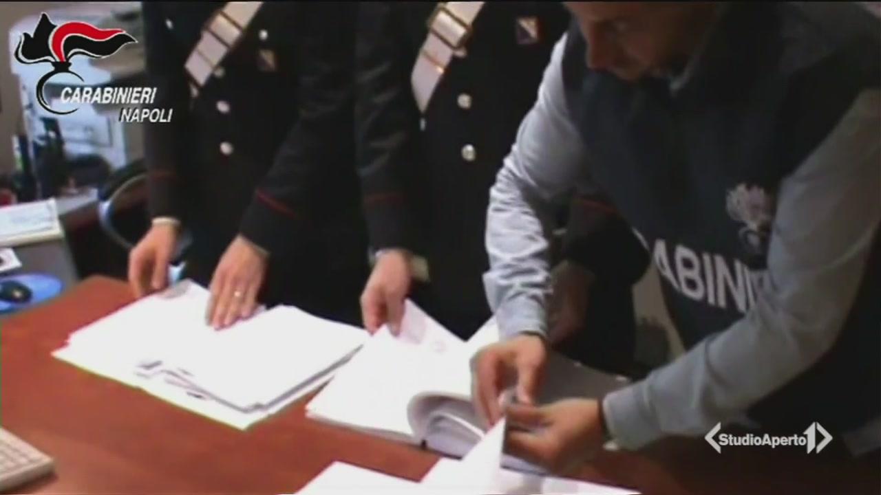 Cittadinanza fittizia a calciatori, due arresti