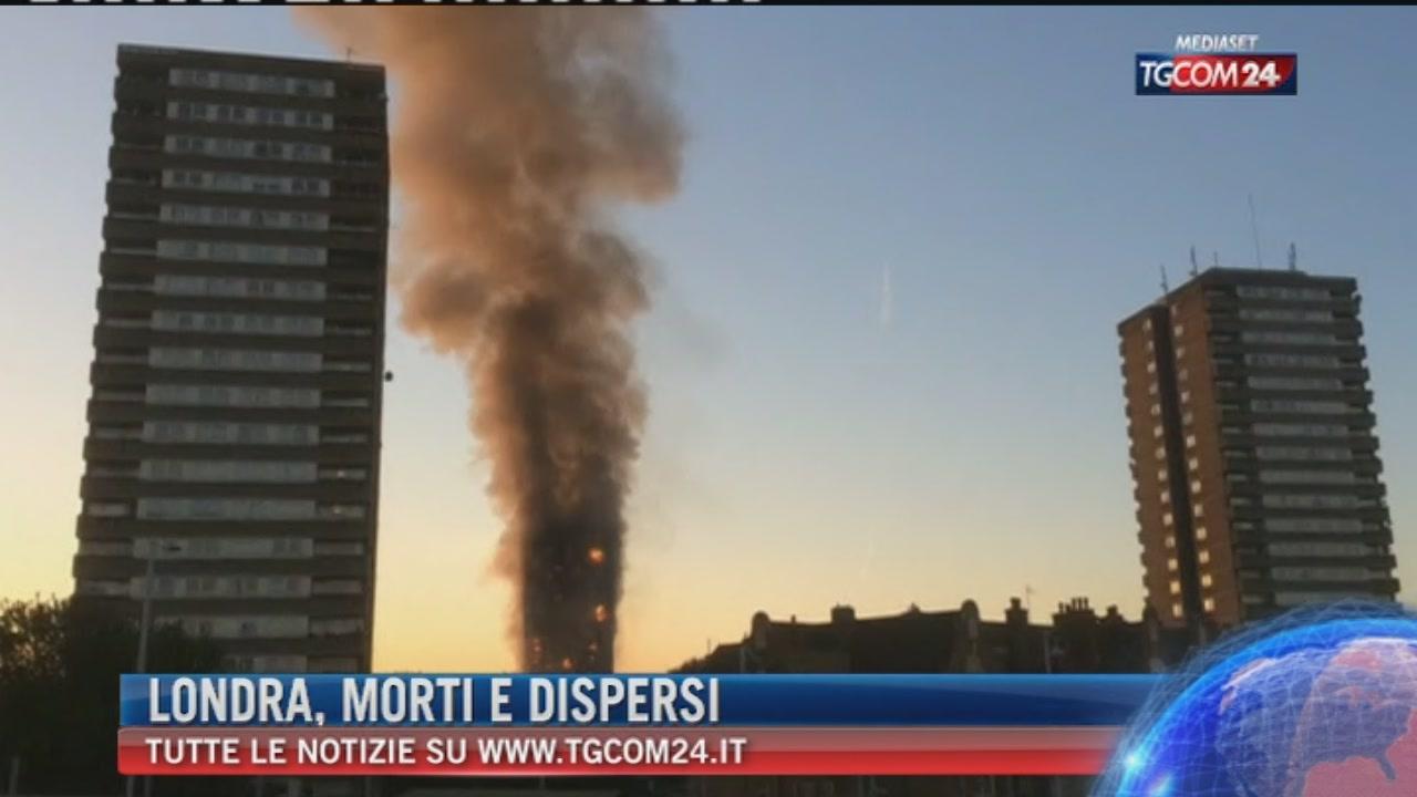 Londra, grattacielo in fiamme: 12 morti e 74 feriti