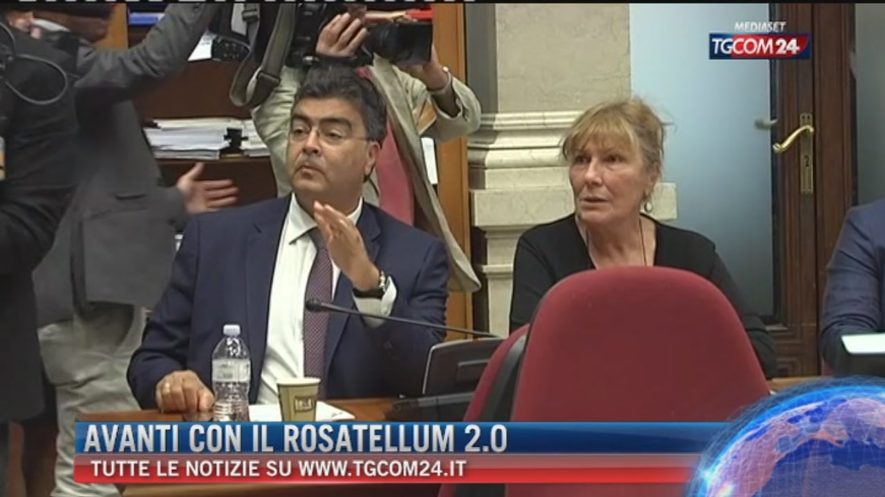 Avanti con il Rosatellum 2.0