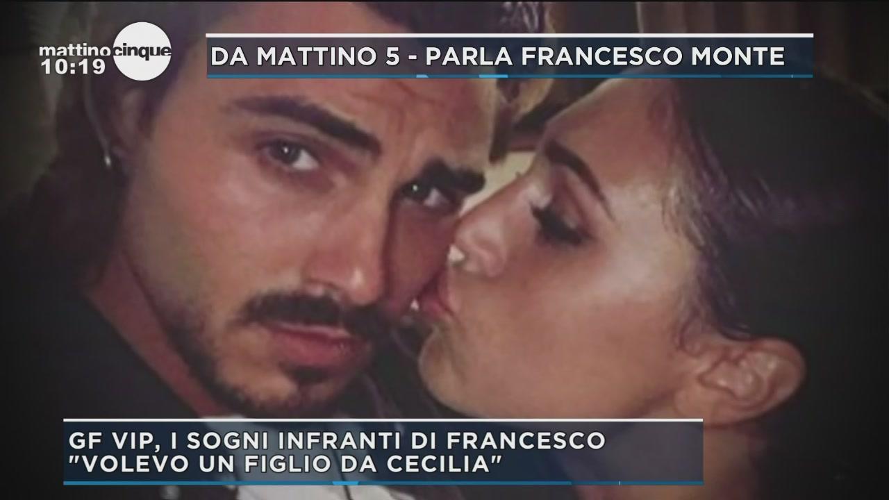 GF Vip 2: I sogni infranti di Francesco