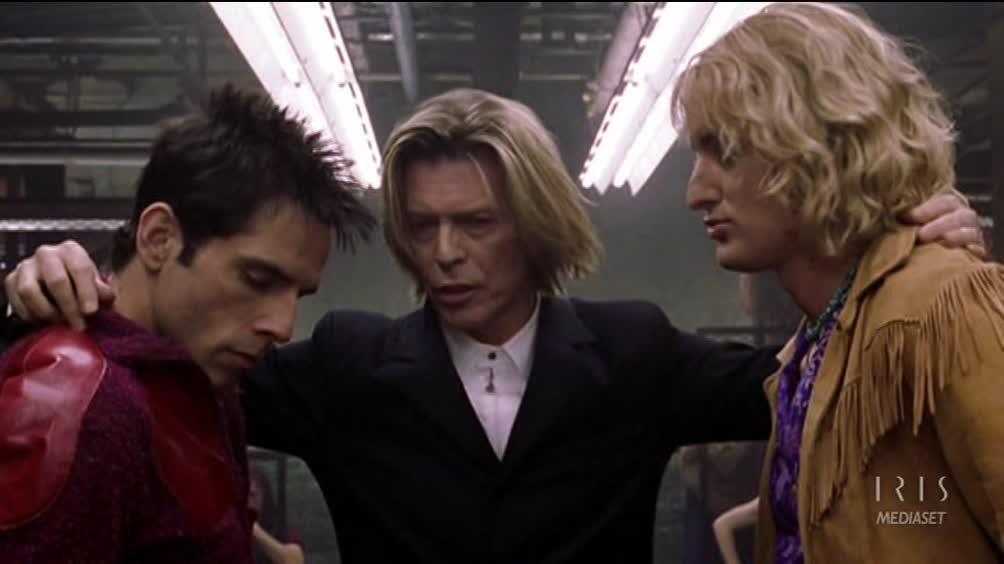 Il ricordo di David Bowie
