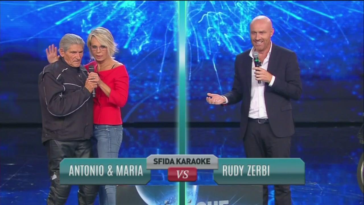 Antonio e Maria Vs. Rudy Zerbi