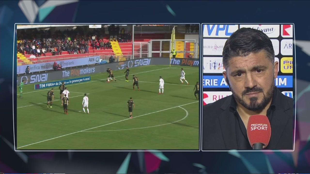 """Gattuso:""""Gira tutto male"""""""