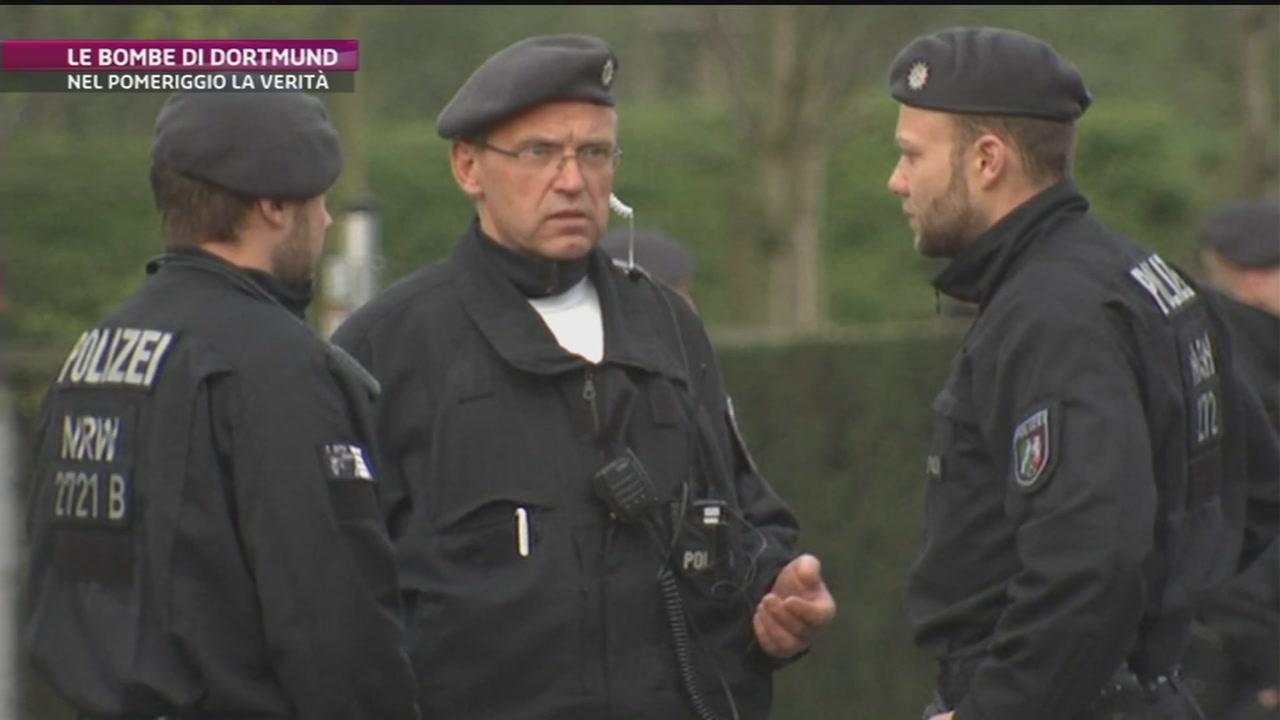 Le bombe di Dortmund: le indagini