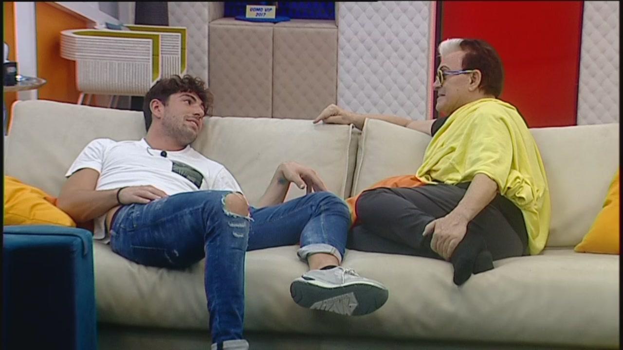 Conversazioni sul divano
