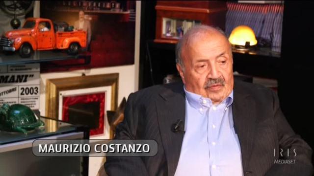 Maurizio Costanzo Racconta – Mercoledì 20 luglio