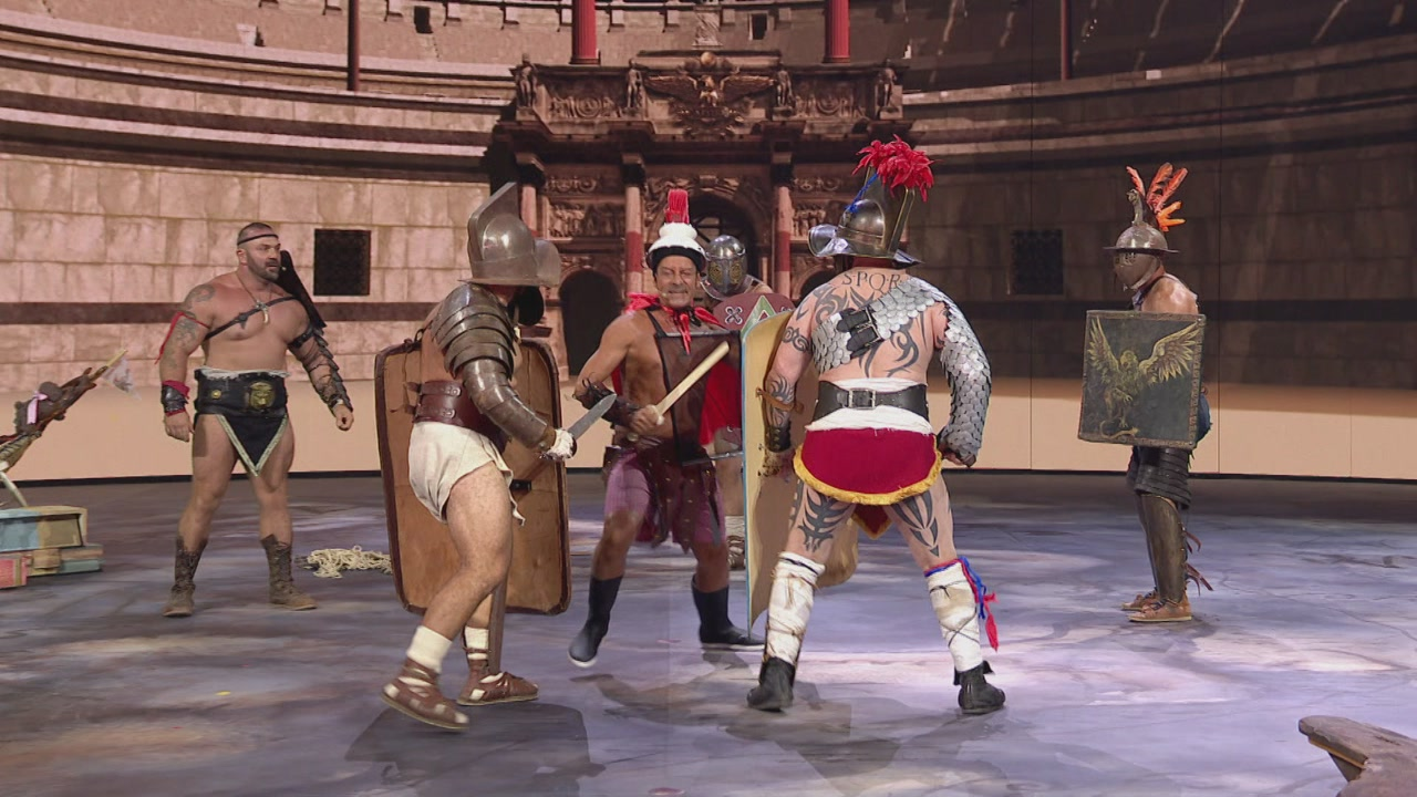 Gladiatori imperiali