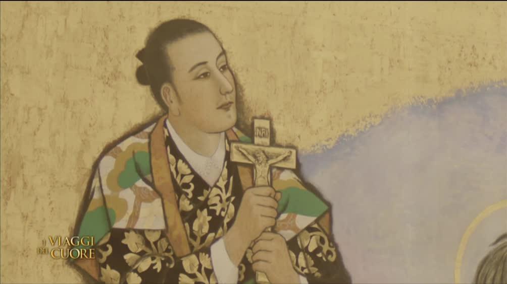 L'incontro di un samurai con Cristo