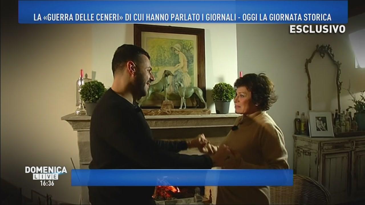 La pace tra Edorado e Corinne