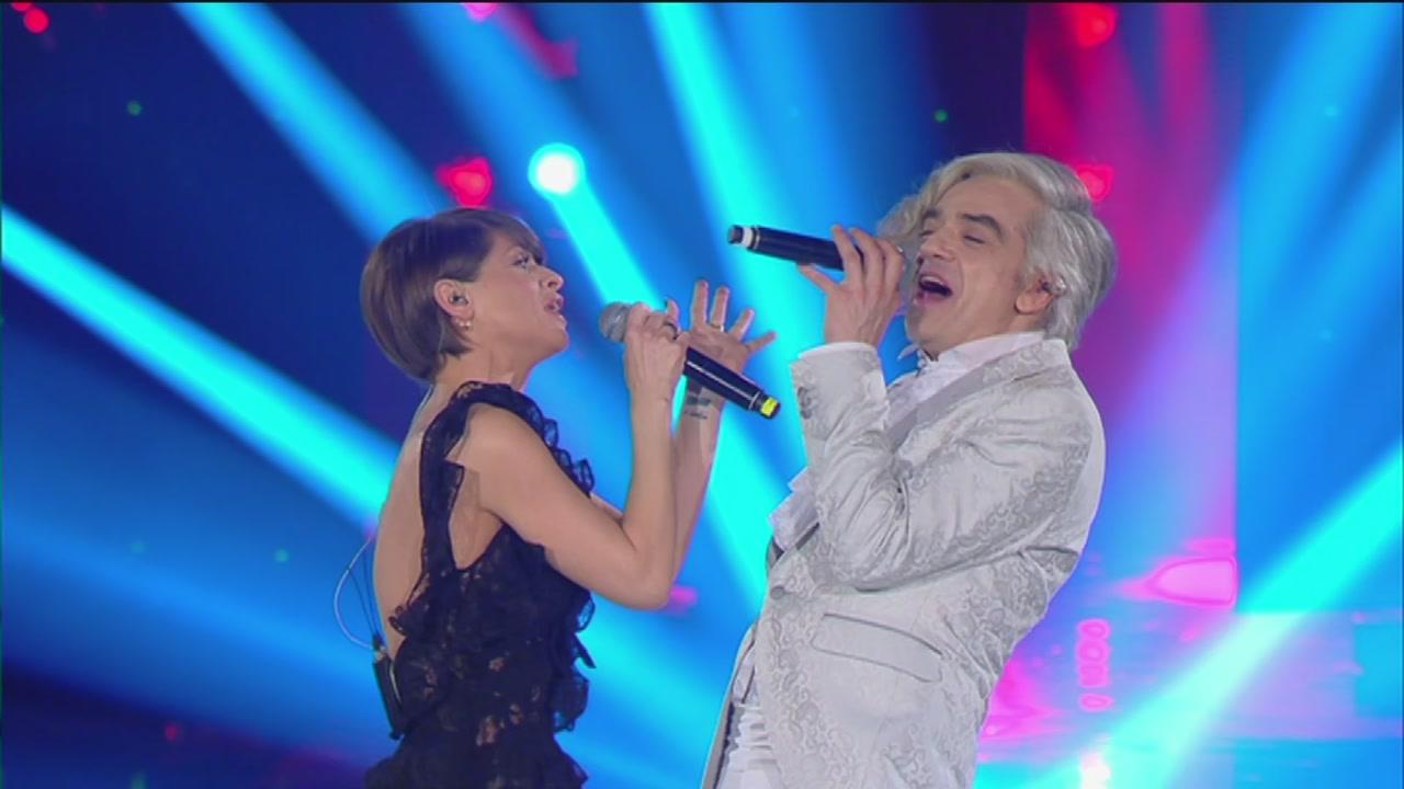 Alessandra Amoroso - Morgan - Duetto con Direttore Artistico - I° Serale
