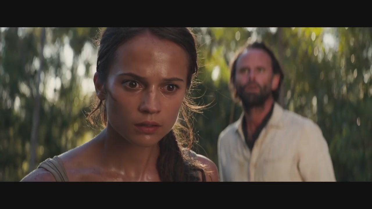 """""""Tomb Raider"""", il nuovo trailer italiano con il ritorno di Lara Croft"""