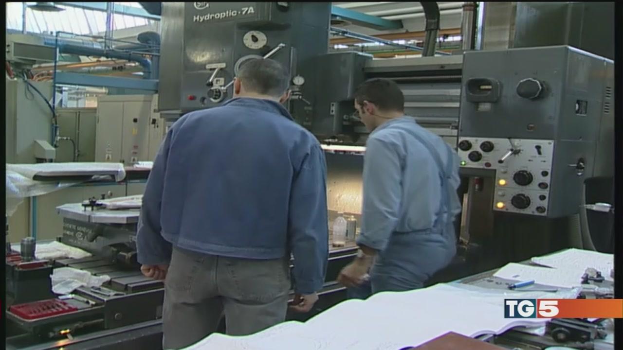 Calano disoccupati al 35,2 per i giovani