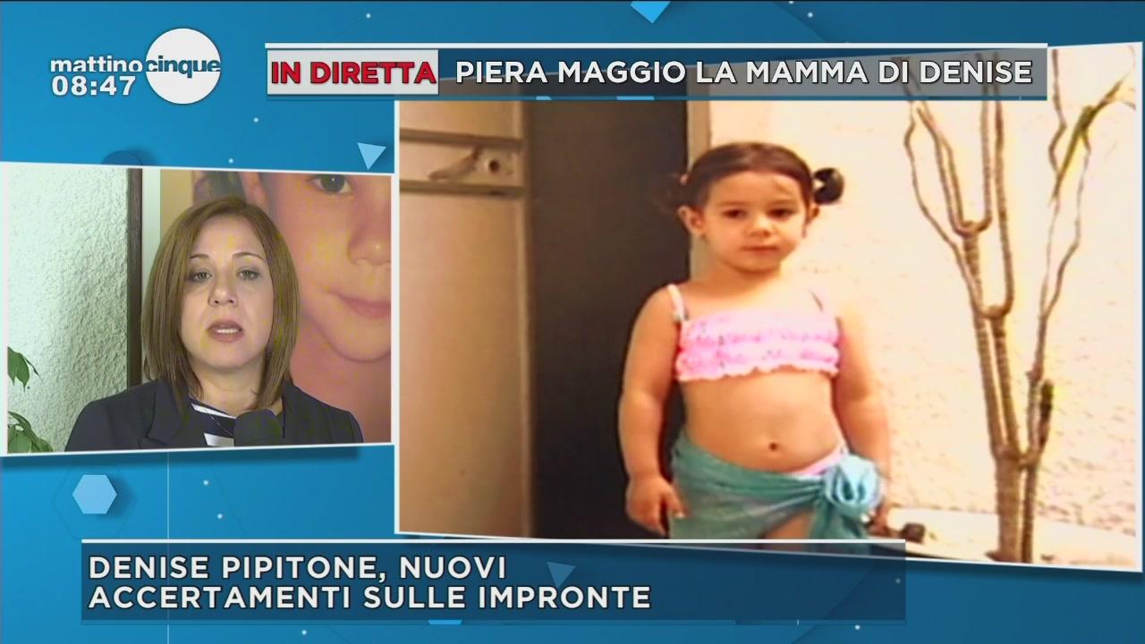 Piera Maggio, in diretta