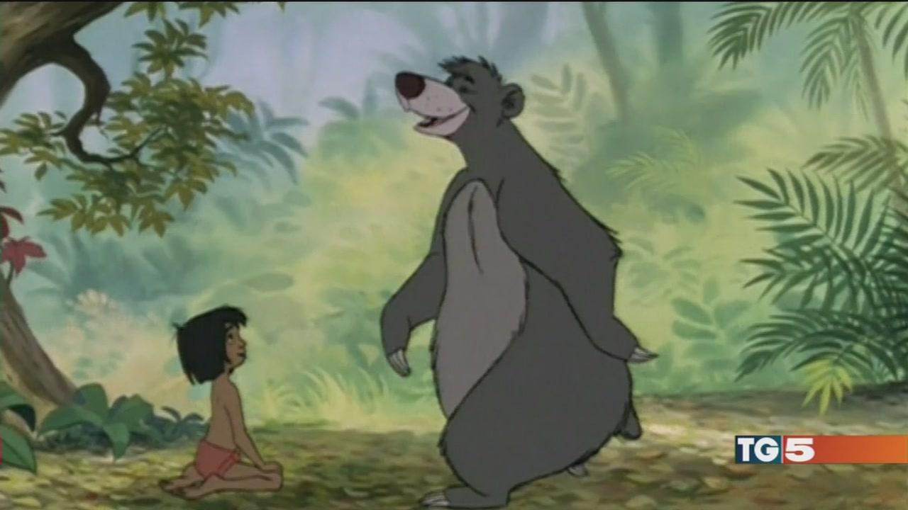 """Auguri a """"Il libro della giungla"""""""