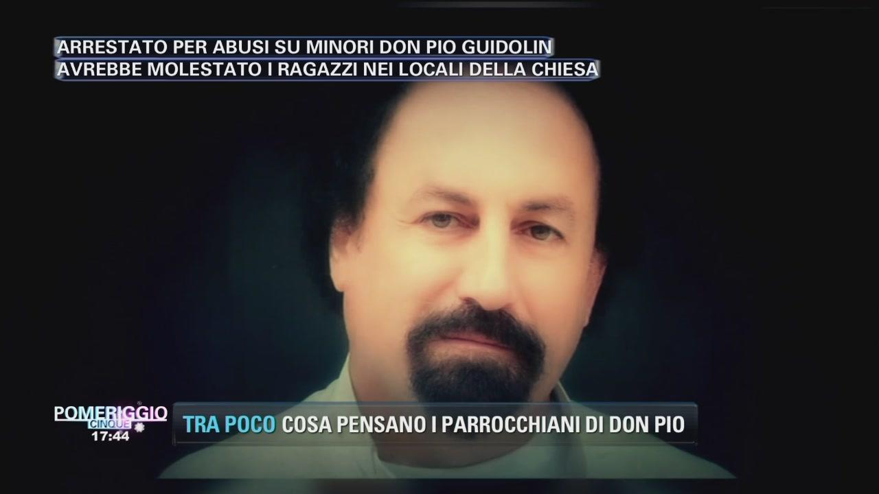 L'arresto di Don Pio Guidolin